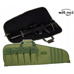 RIFLE CASE M.TRAGEGURT SCHWARZ 100CM