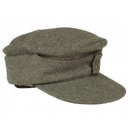 Feldgrau Feldmutze M43  replika czapki polowej WH