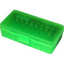 Pudełko MTTM Case-Gard P50-9mm - zielone