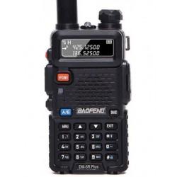 Baofeng DM-5R Plus FM VHF/UHF Radiotelefon DMR 5W