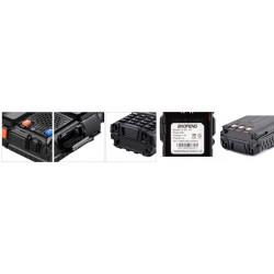 Baofeng UV-5R V3 3800mAh Radiotelefon Duobander