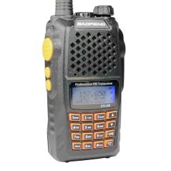 Baofeng UV-6R Radiotelefon PMR Duobander PTT UV-5R