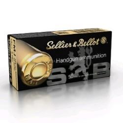 Amunicja Sellier & Bellot .357 Magnum FMJ
