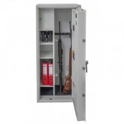 Szafa na broń GG 6 OPTIC Z PRZEGRODĄ PRAKTIKER SMALL