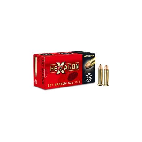 GECO .357 Mag. HEXAGON 11,7 g