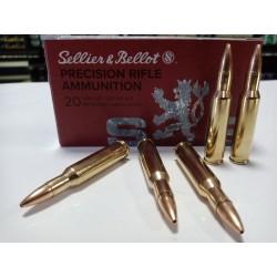 Amunicja Sellier&Bellot 222 REM HPBT 3,36g