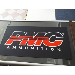 Mata wielofunkcyjna z logo  PMC 792x400mm