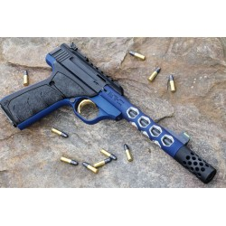 Browning Buck Mark Plus Vision Blue Review