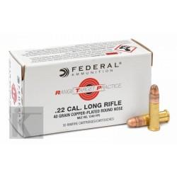 Amunicja Federal RTP 22 lr