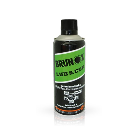 Olej Brunox (Lub & Cor SPRAY 400 ml)