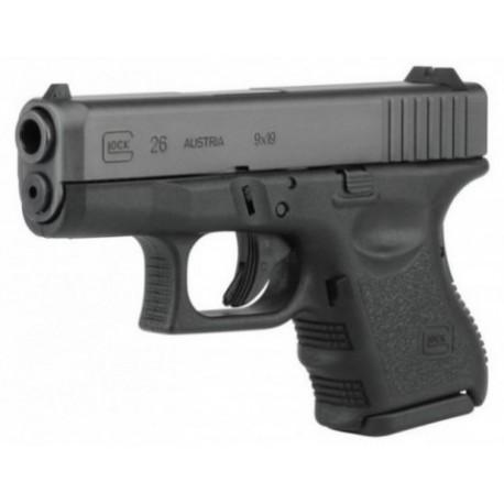 Pistolet Glock 26 GEN 3 kaliber 9x19 mm