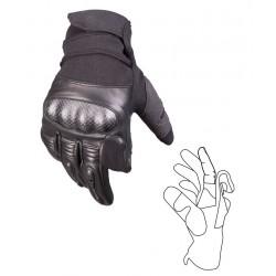 Rękawice Taktyczne Mil-Tec - Czarne