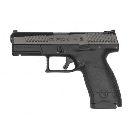 Pistolet CZ P-09 k. 9mm Luger manual+de