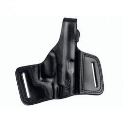 Kabura skórzana typu motyl - Glock 17
