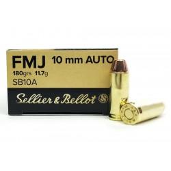 Amunicja Sellier & Bellot 10 mm AUTO FMJ 11,7g/180gr