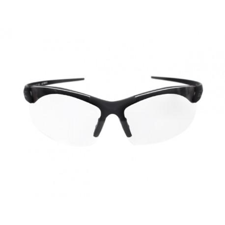 Okulary balistyczne Sharp Edge Thin Temple - Vapor Shield Anti-Fog Przezroczyste